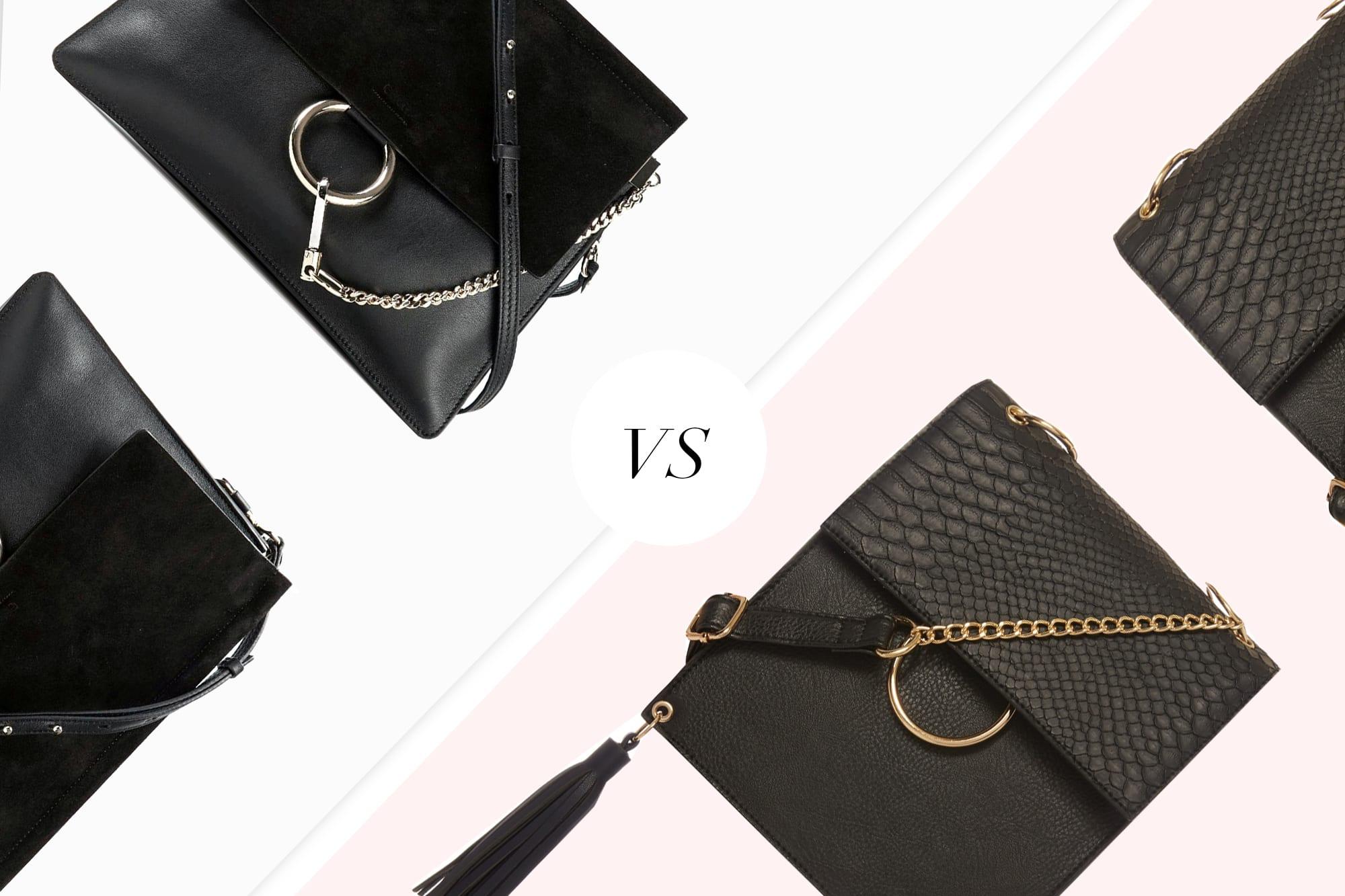 Save Vs Splurge: Primark's Take On The Chloé Faye Bag