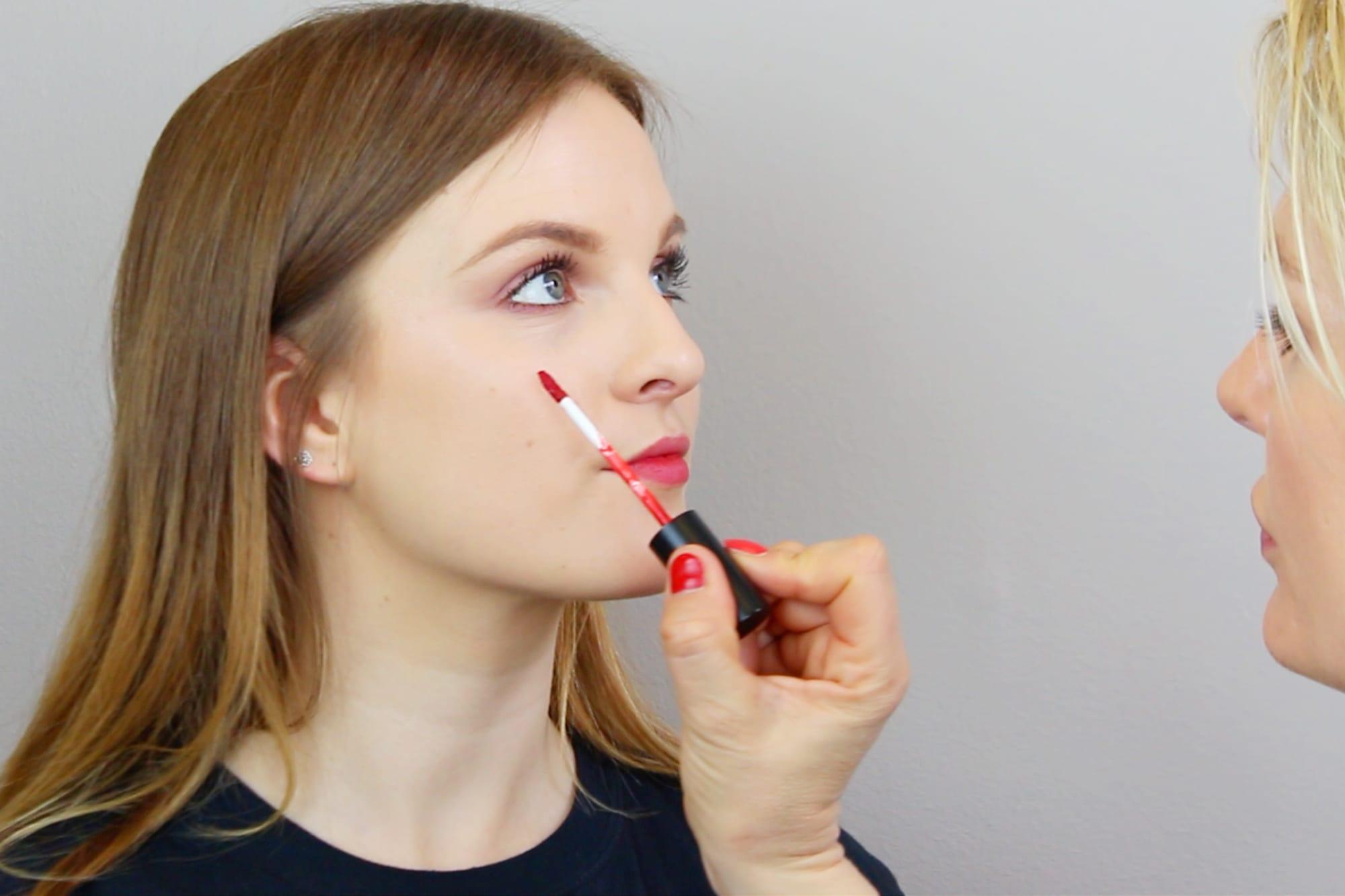 Beauty School: How To Apply Lip & Cheek Stain