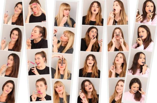 Team Tries: Bold Lipsticks
