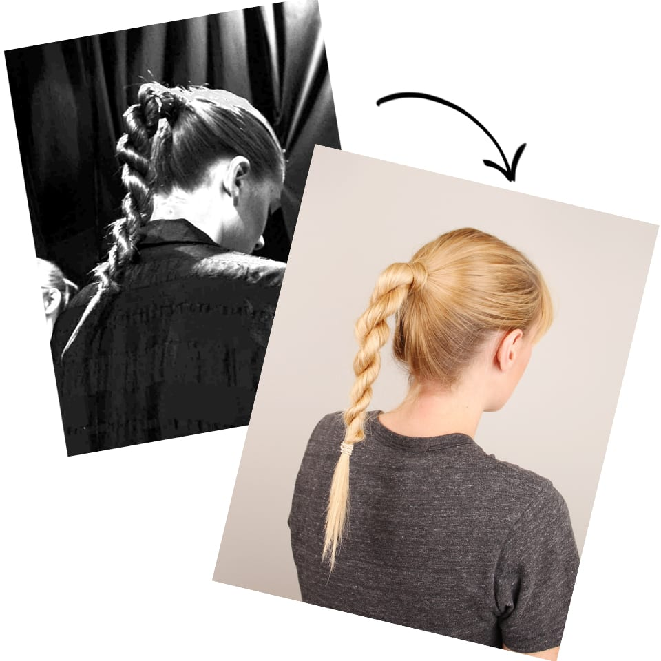 Runway To Real Life: The Hair Twist