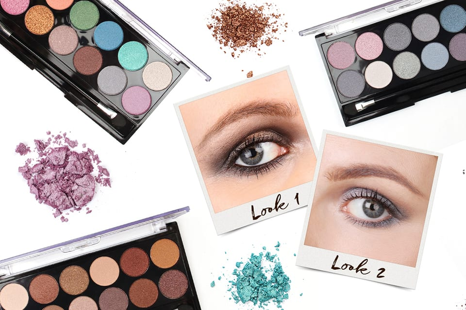 Beauty School: Looks Using MUA's Eyeshadow Palette
