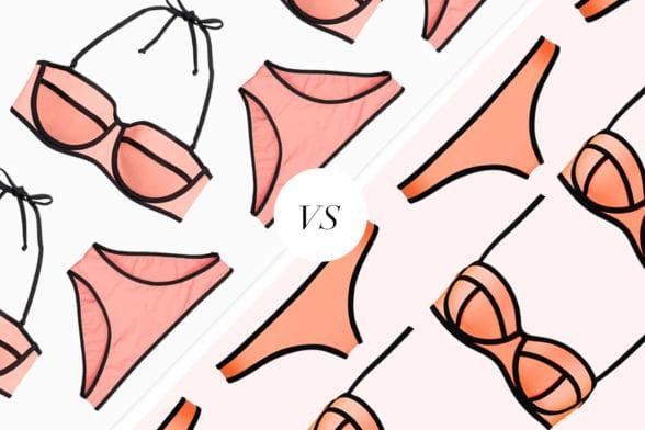 Save Vs Splurge: H&M's Take On The Triangl Balconnet Bikini