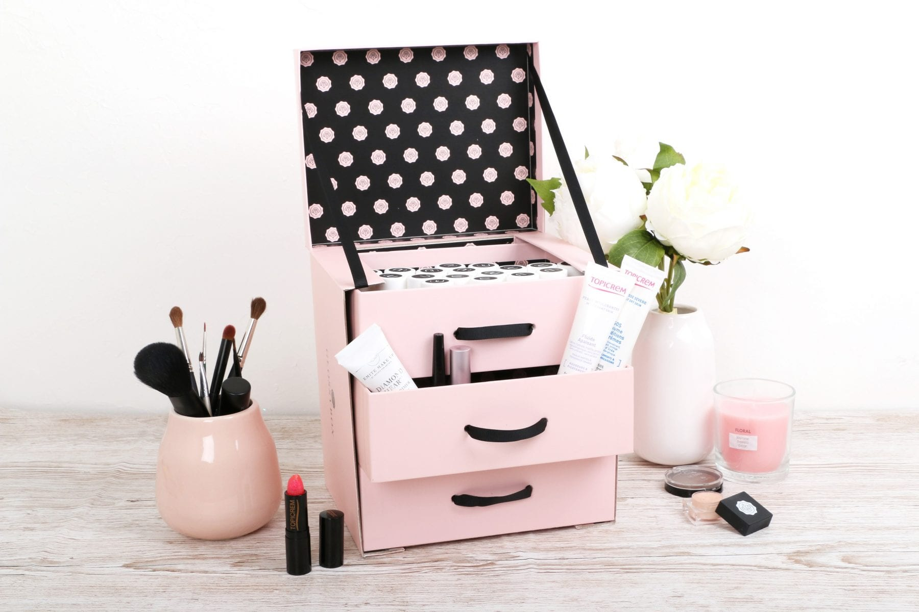 Upscale Your GLOSSYBOX: Cosmetic Organiser