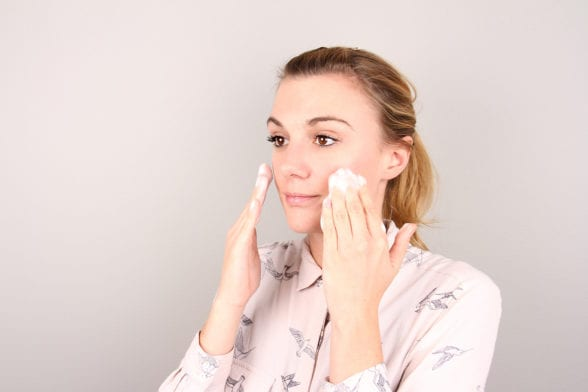 Are You Cleansing Your Face Correctly?