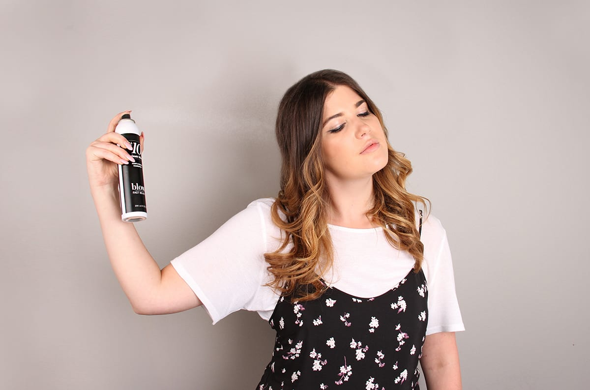 Extreme Beauty Testing: 'Party-Proof' Hairspray
