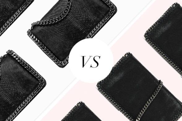Save Vs Splurge: Zara's Take On The Stella McCartney Falabella Bag