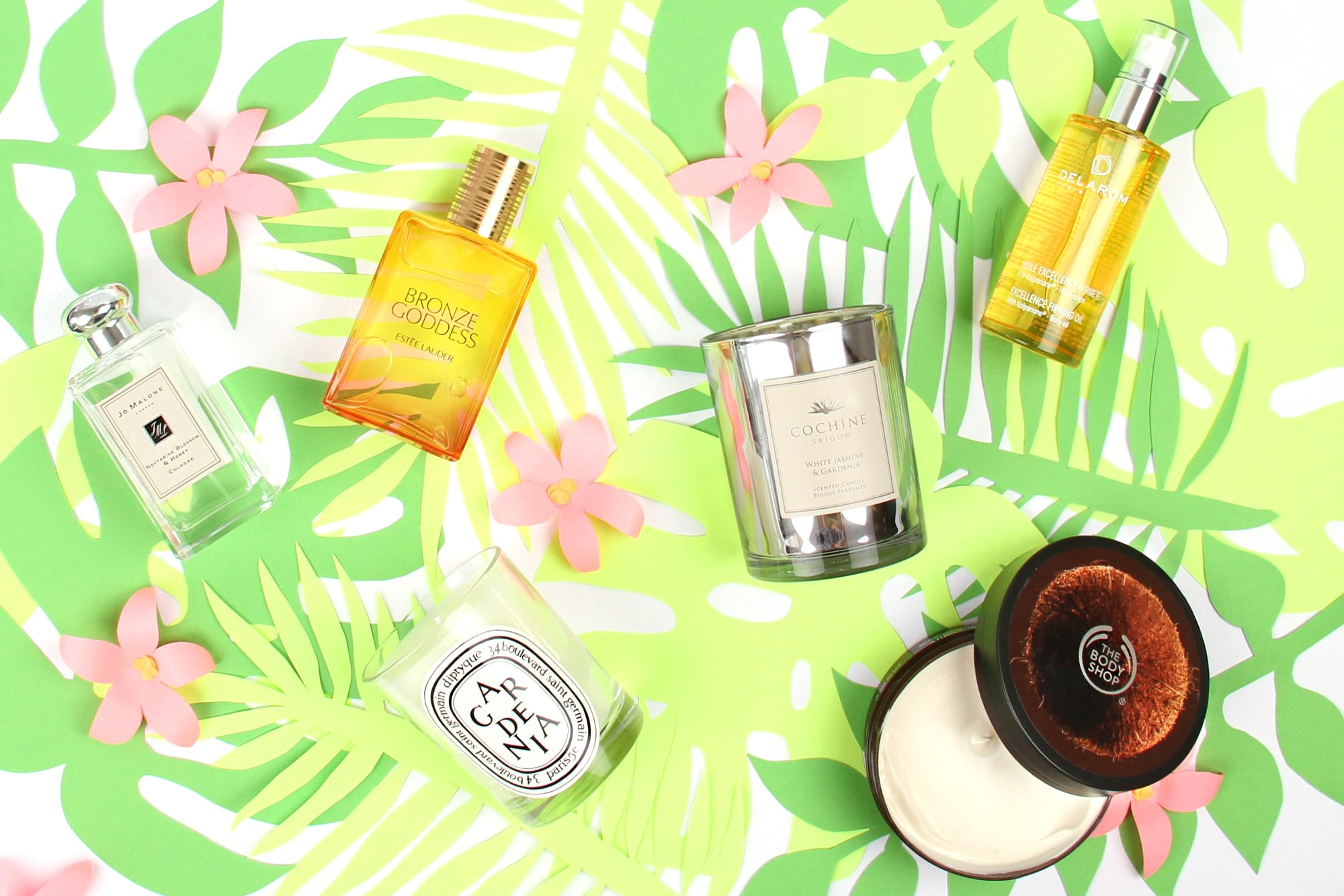 Eight Beauty Products That Smell Of Summer