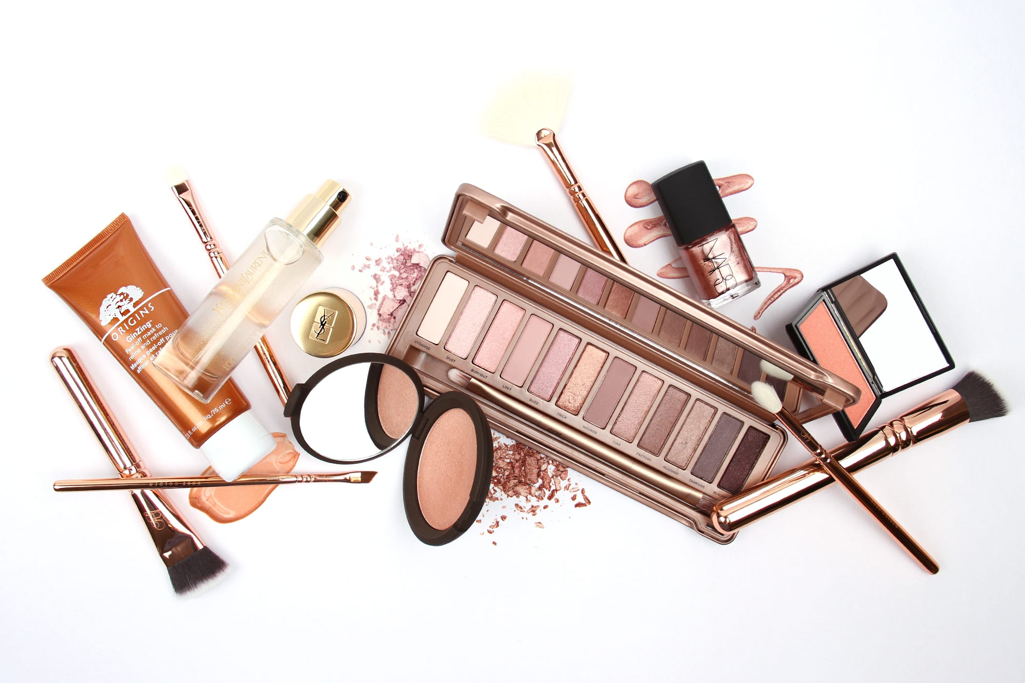 Our Favourite Rose Gold Beauty Products