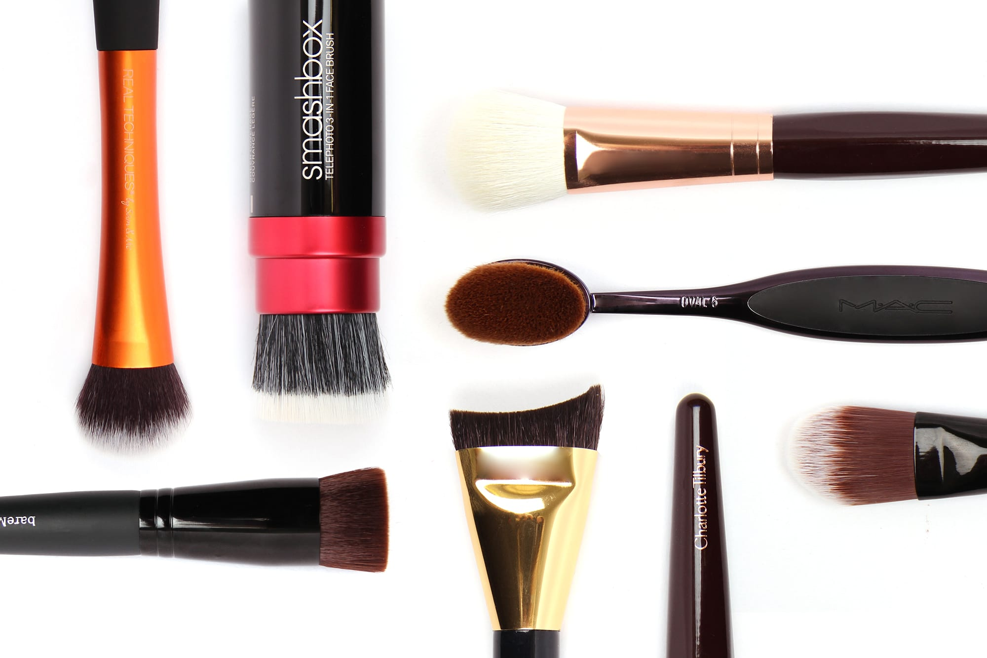 The Best Foundation Brushes For A Flawless Finish