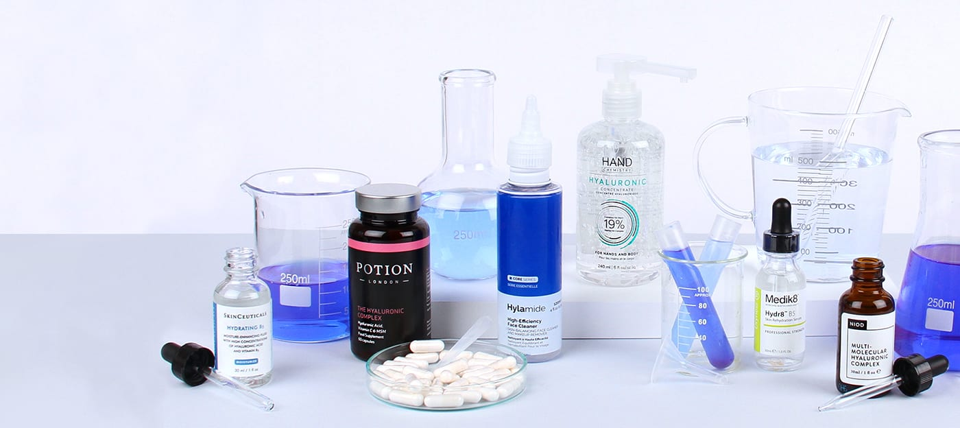 Ingredients Glossary: The Benefits Of Hyaluronic Acid