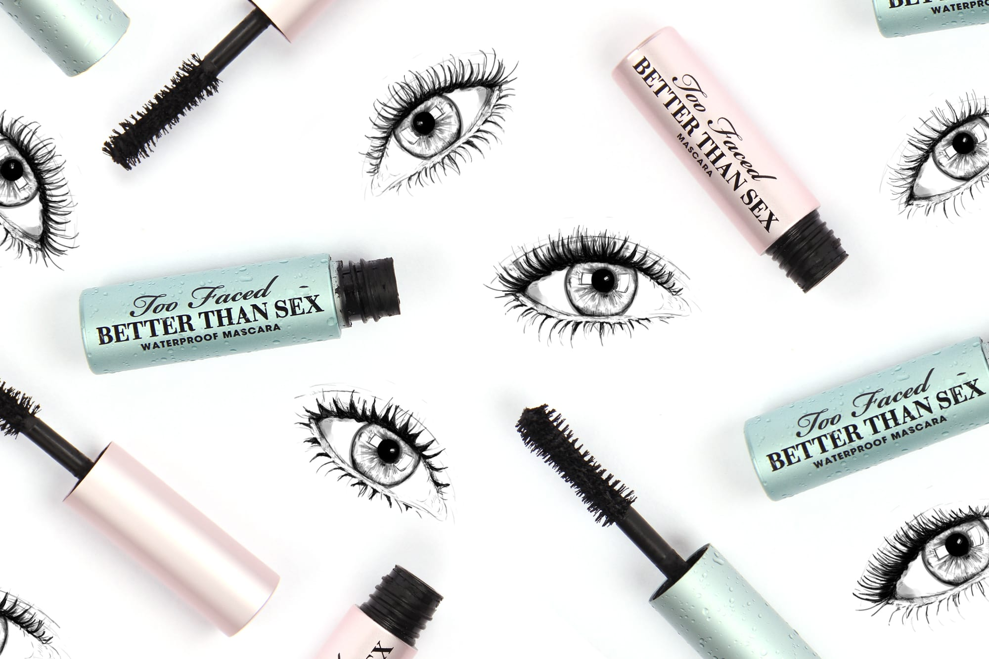 Beauty School: Five Different Lash Looks Using Mascara