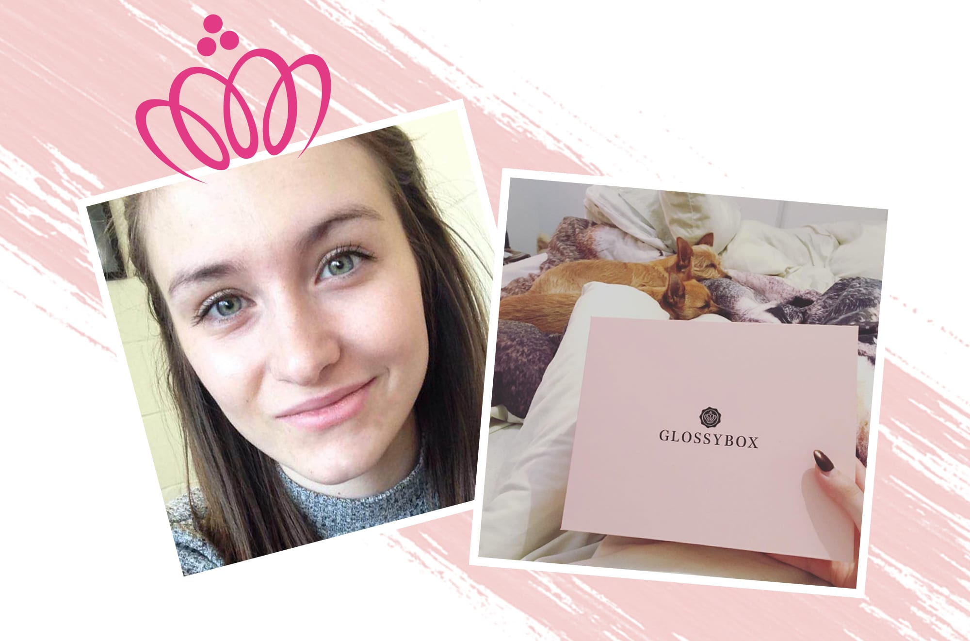 Introducing July's GLOSSYBOX GLAMBASSADOR Winner
