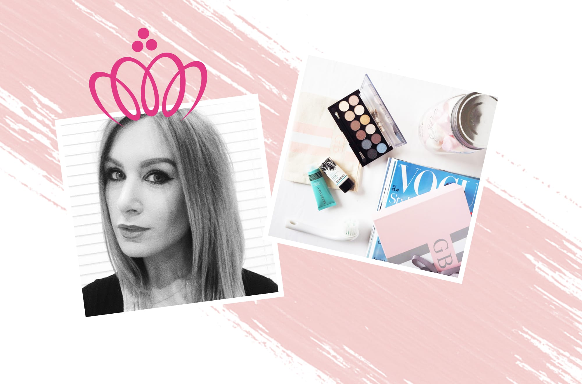 Introducing August's GLOSSYBOX GLAMBASSADOR Winner