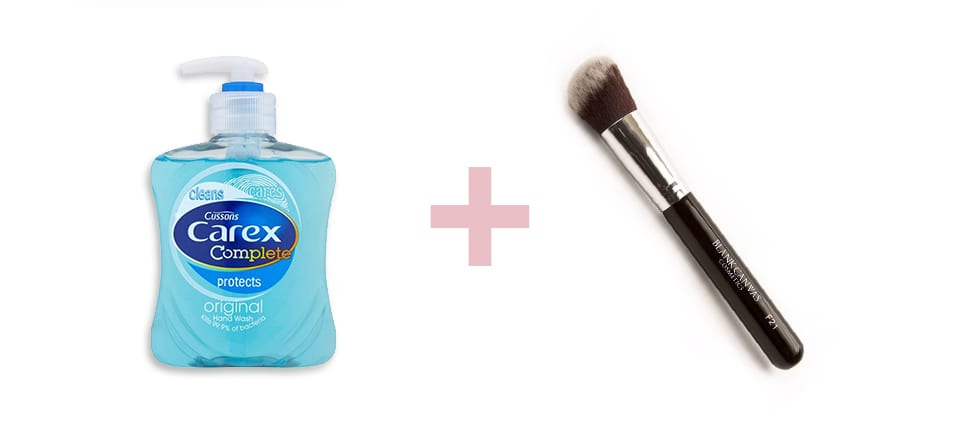 beauty-hacks-makeup-brush-cleaner