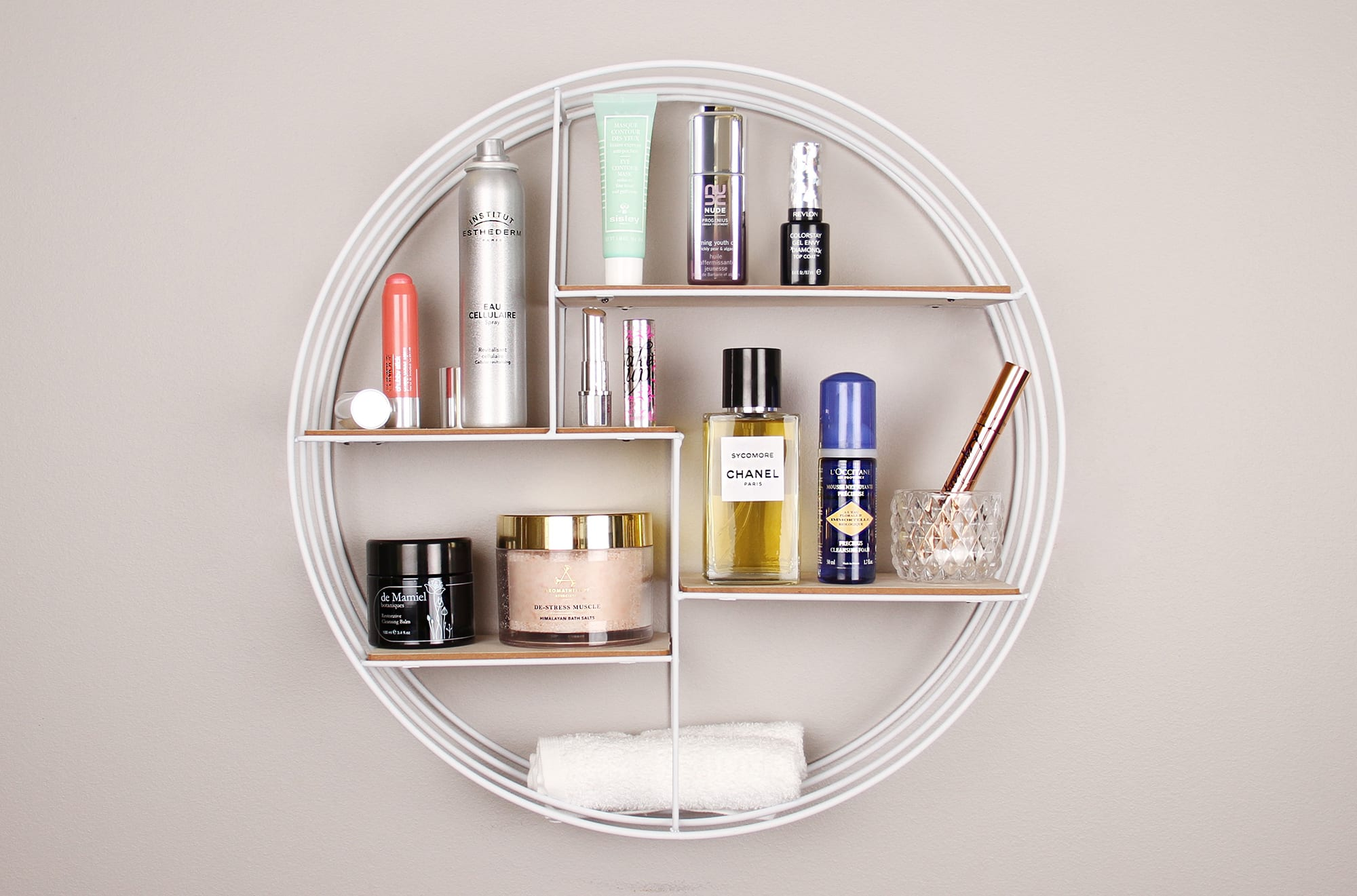 Beauty Shelfie: Annabel Meggeson, Beauty Director