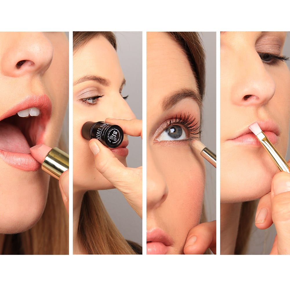 Beauty School: 5 Ways To Use Lip & Cheek Tint