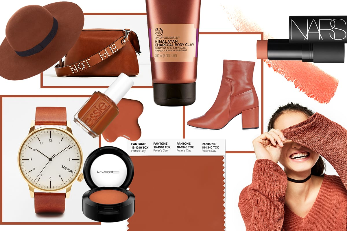 Pantone Of The Month: Potter's Clay