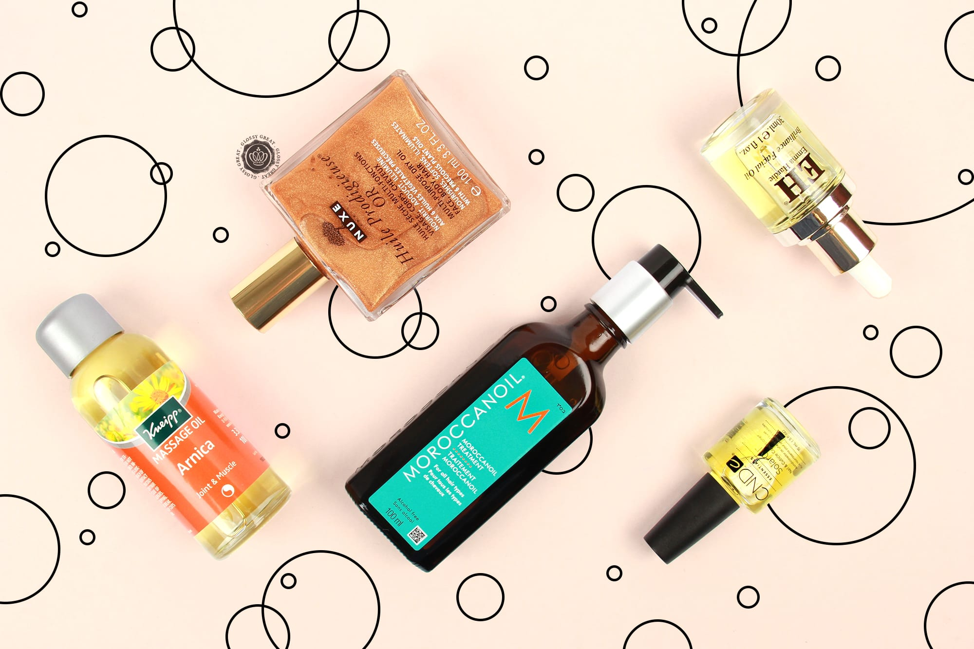 Five Hair, Body & Beauty Oils You Need In Your Life…