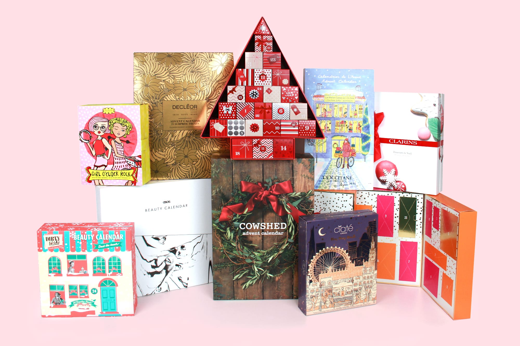 The Best Beauty Advent Calendars