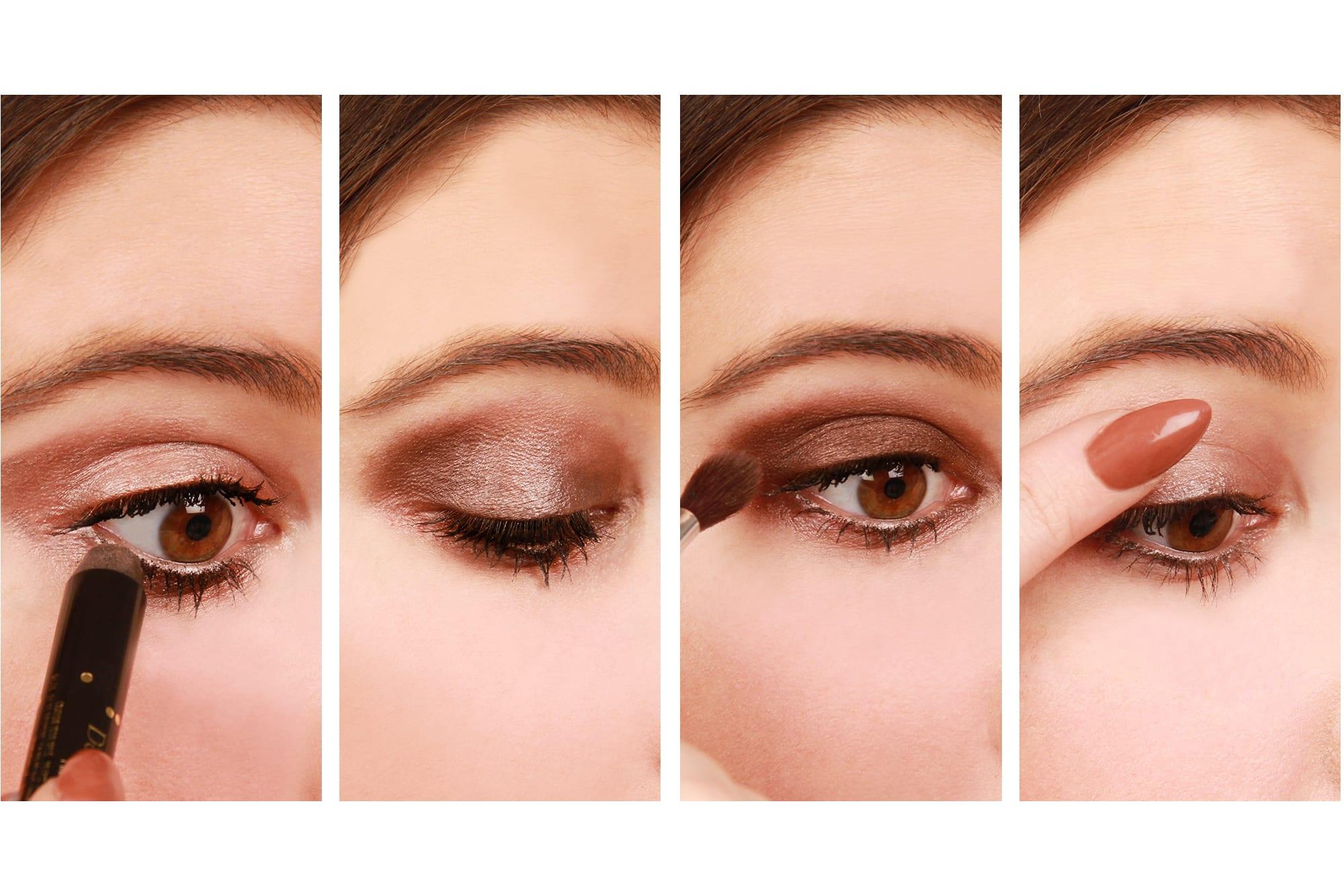 Beauty School: Four Ways To Use A Chubby Eye Pencil