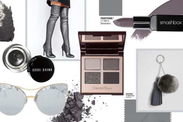 Pantone Of The Month: Sharkskin