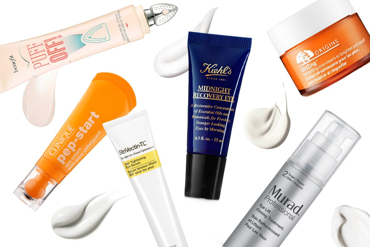 Tired Eyes? Here's How To Reduce Puffiness & Dark Circles