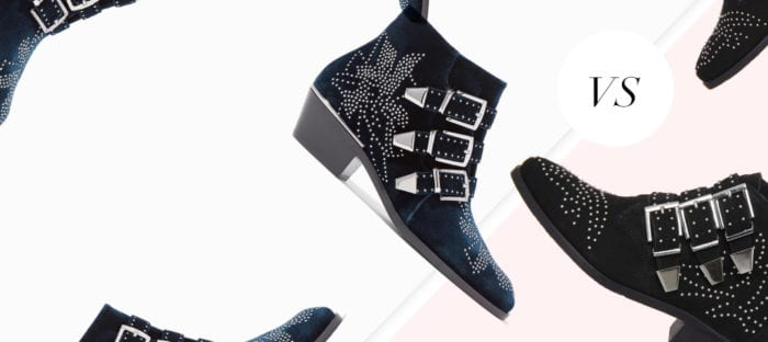Save Vs Splurge: The £80 Dupe Of Chloé's Studded Boots