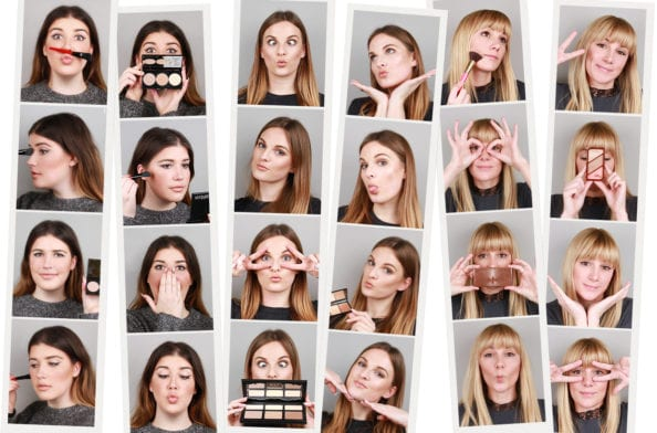 Team Tries: The Best Contour Palettes