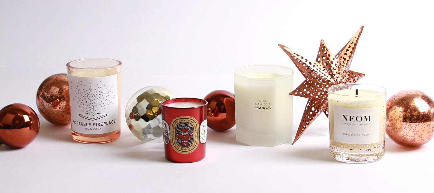 Best Scented Christmas Candles - Beauty Unboxed