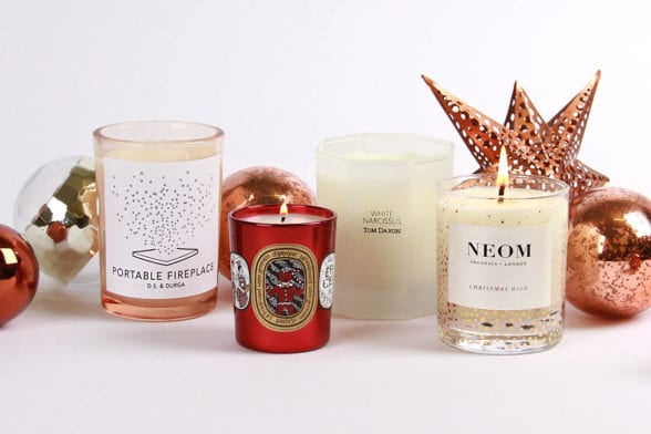 The Best Christmas Scented Candles For The Festive Season