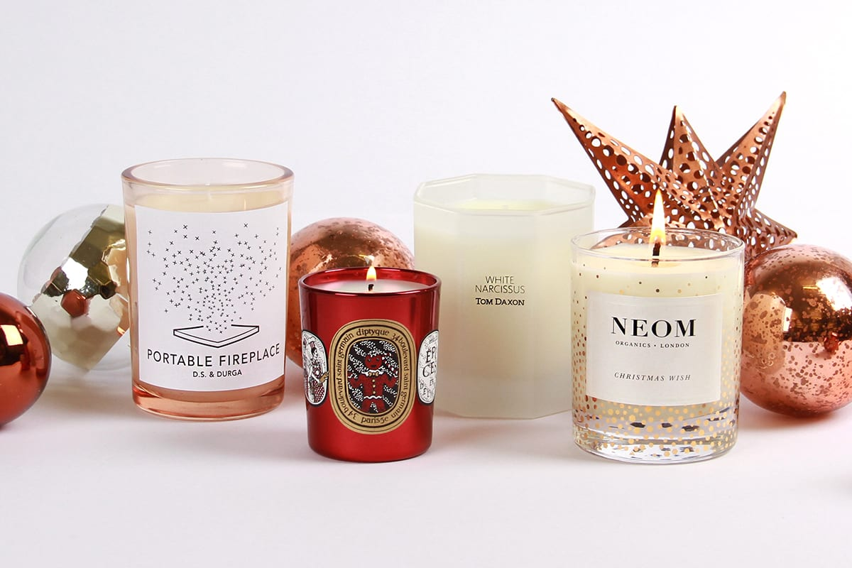 Scented Candles That Smell Like Christmas…