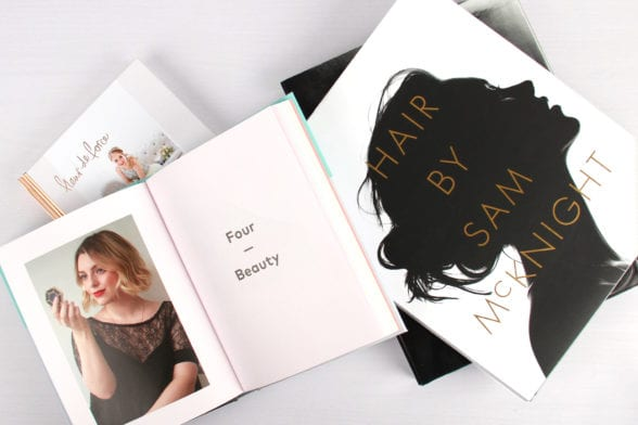 Six New Beauty Books You Need In Your Life