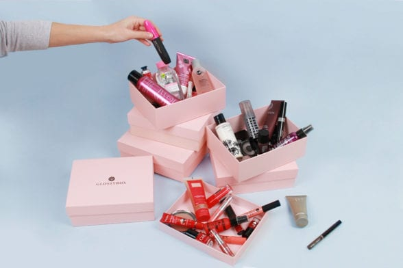 Upscale Your GLOSSYBOX: Give & Makeup