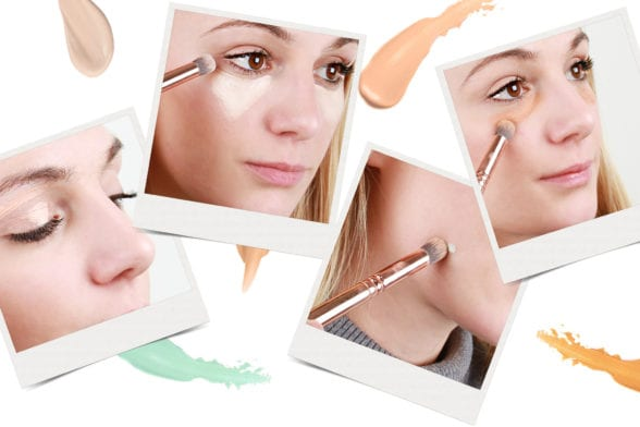 Are You Applying Concealer Correctly?