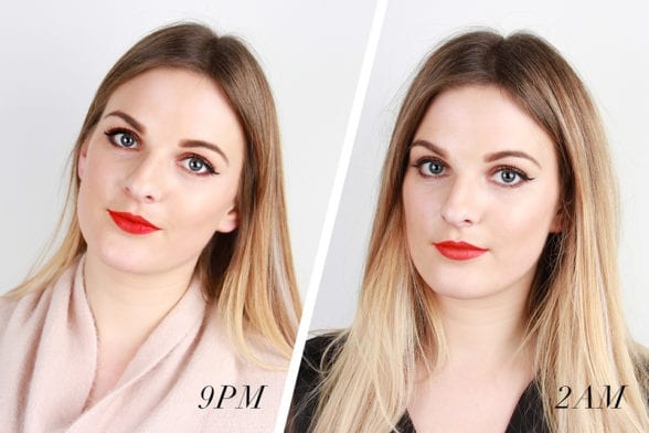 Extreme Beauty Testing: Party-Proof Makeup