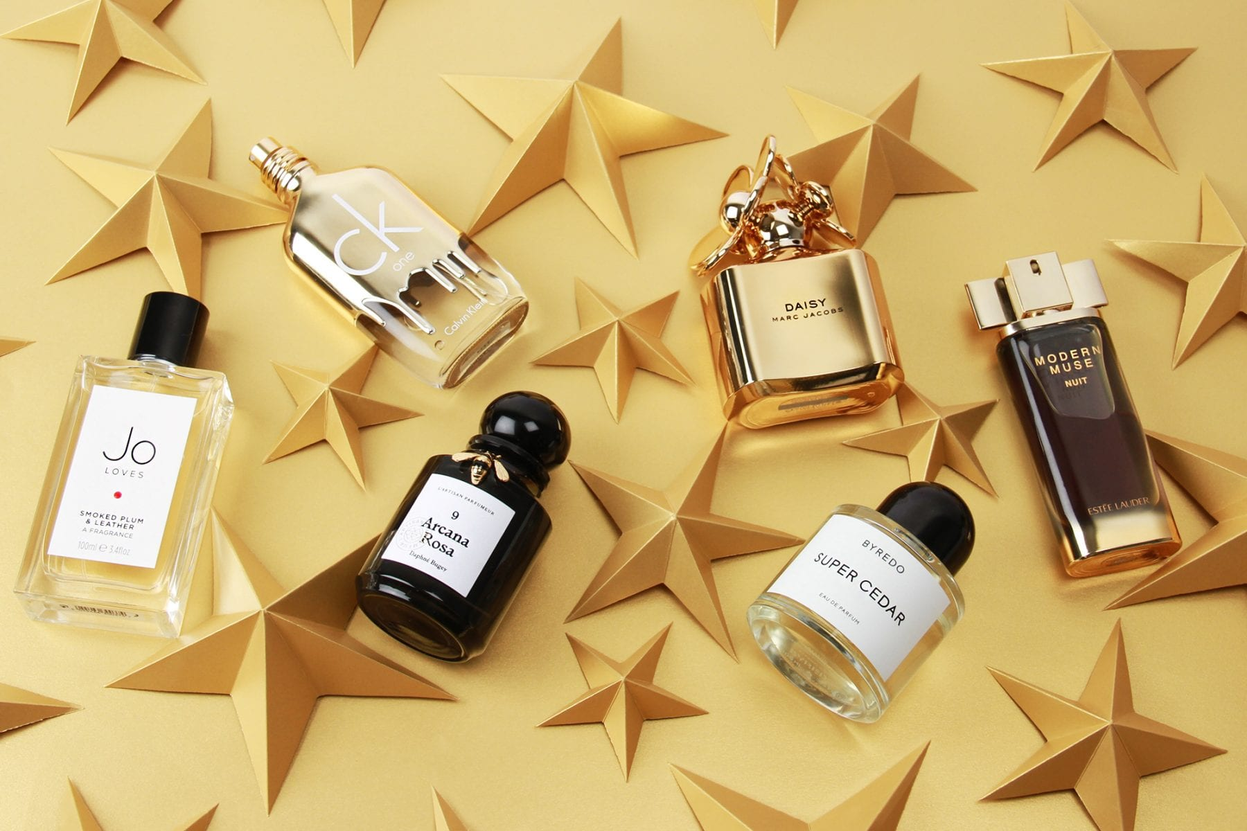 Eau Ho Ho: The Best Winter Fragrances