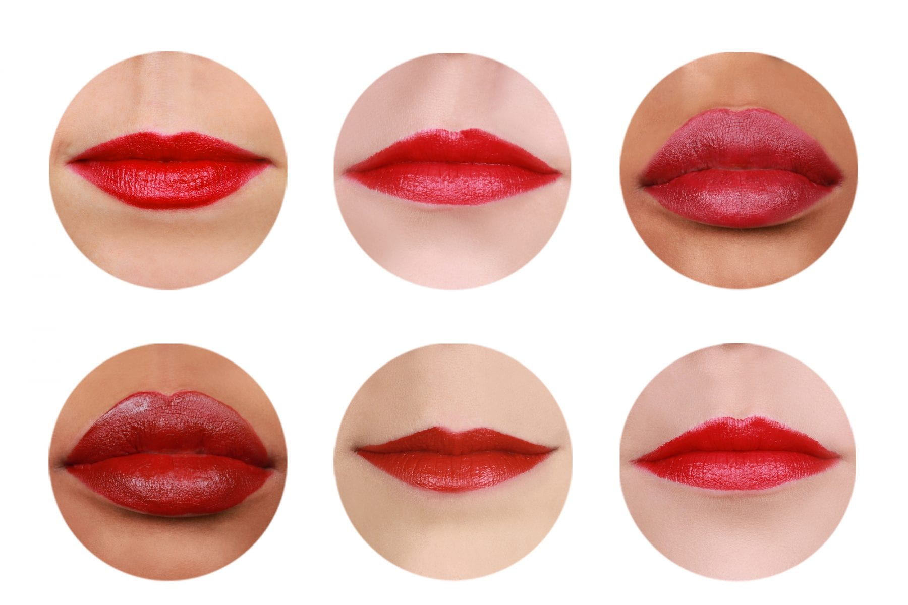 The Best Red Lipstick For Every Skin Tone