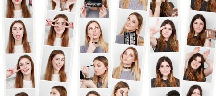 Team Tries: Three Makeup Palettes, Two Ways