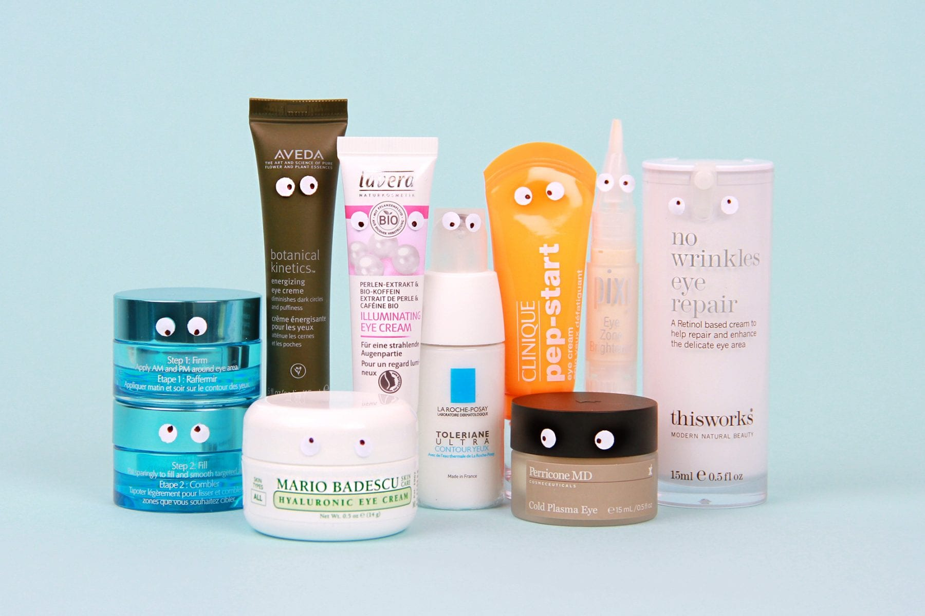 Ten Of The Best Eye Creams