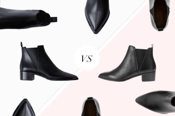 Save Vs Splurge: The £59 Take On Acne's Chelsea Boots