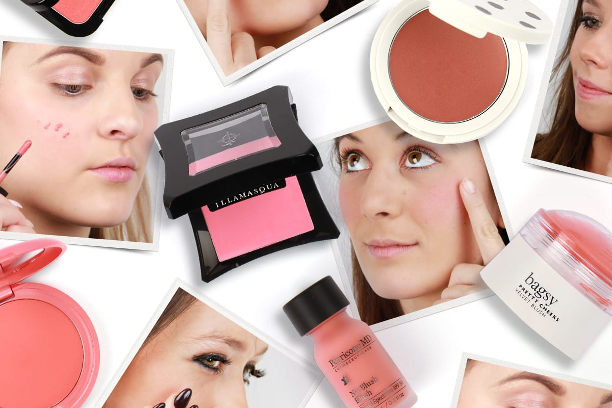 We Put Some Of The Best Cream Blushers To The Test