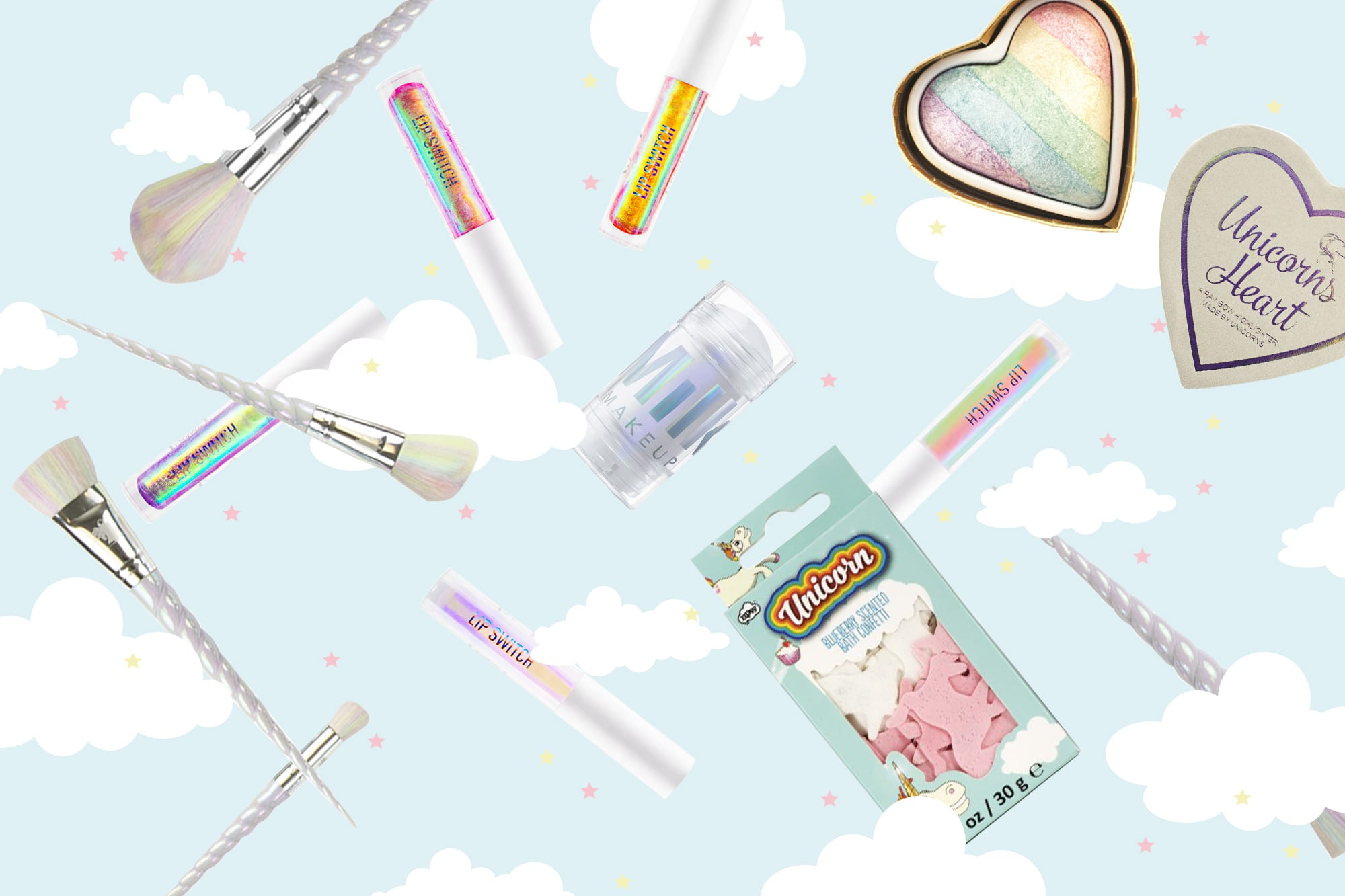 Our Favourite Unicorn-Inspired Beauty Products