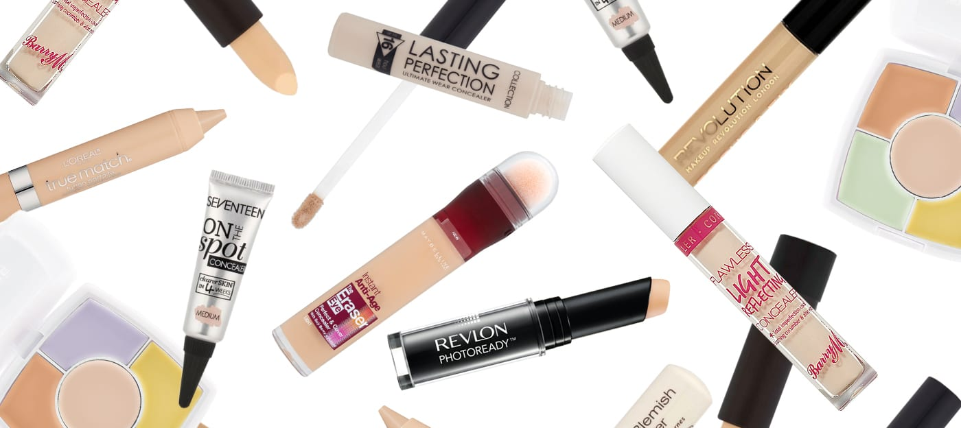 The Best Concealers Under £5