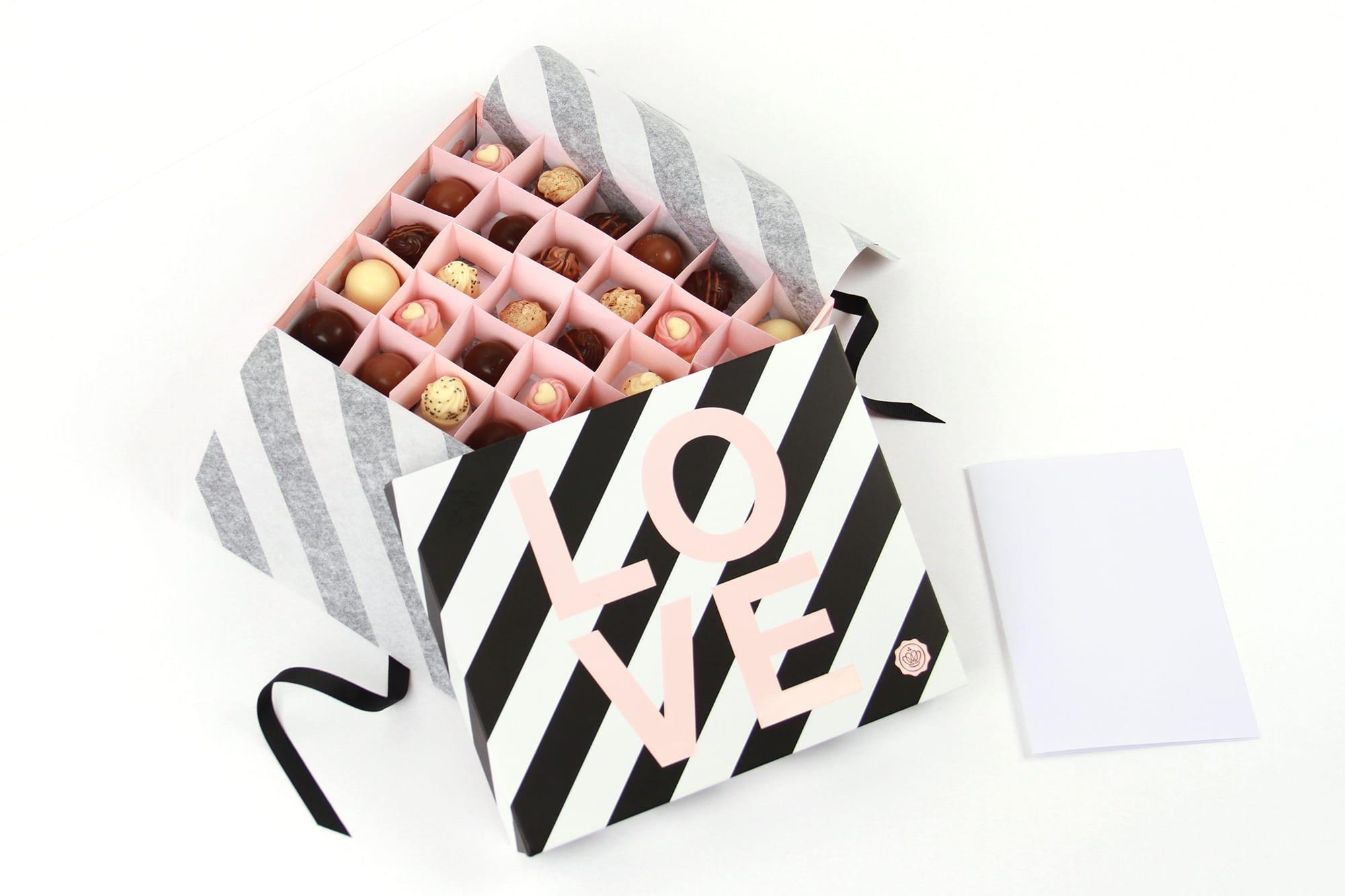 Upscale Your GLOSSYBOX: Chocolate Box