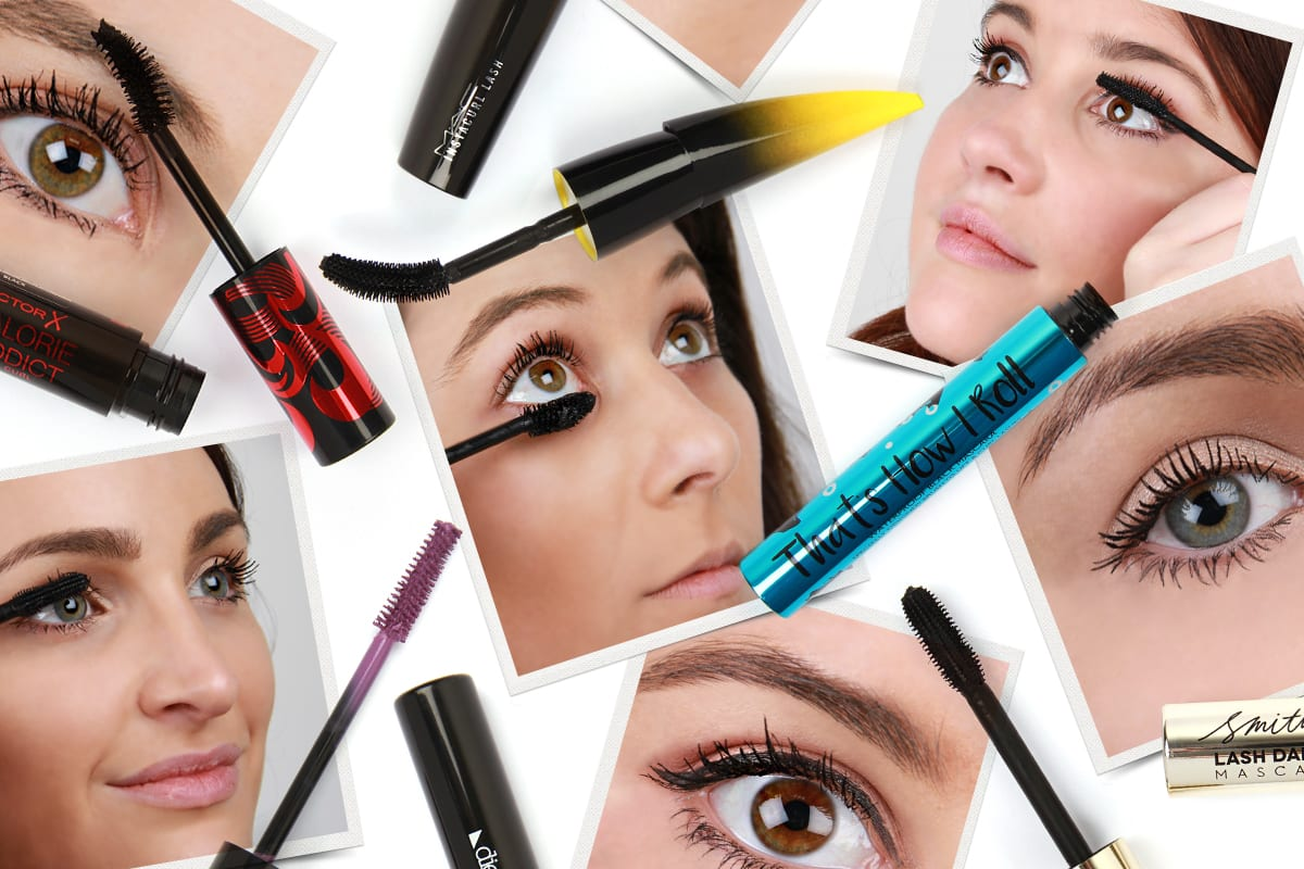 We Put Some Of The Best Mascaras To The Test