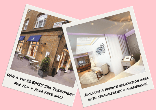 Mother's Day Prize Draw: WIN An ELEMIS VIP Spa Treatment
