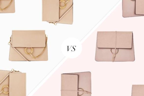 Save Vs Splurge: The Chloë Faye Bag Dupe