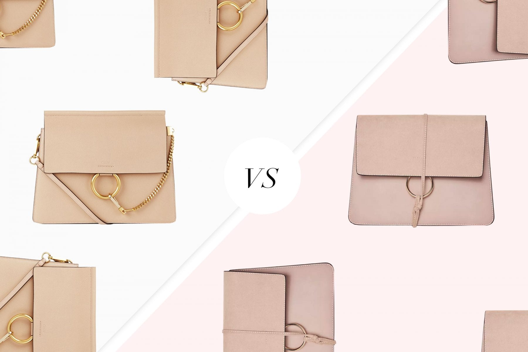 Save Vs Splurge: The Chloë Faye Bag Dupe
