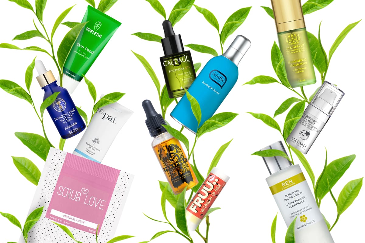 Natural Skincare Greats To Soothe & Repair…