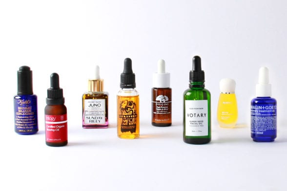 Our Favourite Face Oils & Why You Should Be Using One...